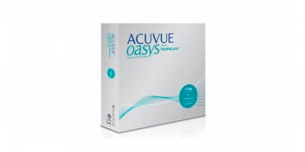 Johnson   Johnson Acuvue Oasys 1 DAY 90 Lentilles de Contact ... 86f82ae1f9da