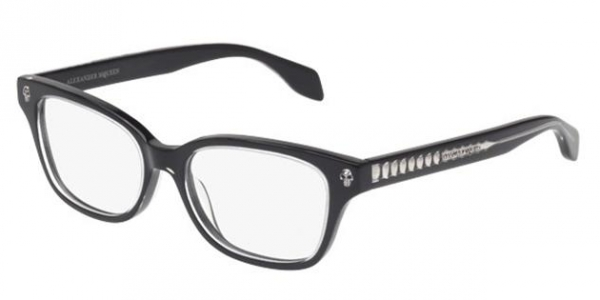 ALEXANDER MCQUEEN AM0026O BLACK