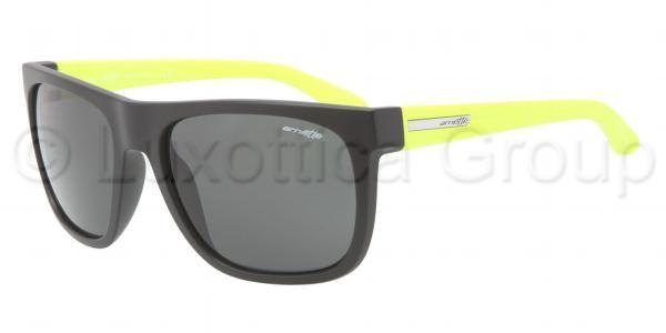 ARNETTE AN4143 FIRE DRILL MATTE BLACK GRAY