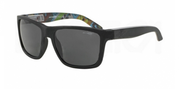 ARNETTE AN4177   WITCH DOCTOR FUZZY BLACK