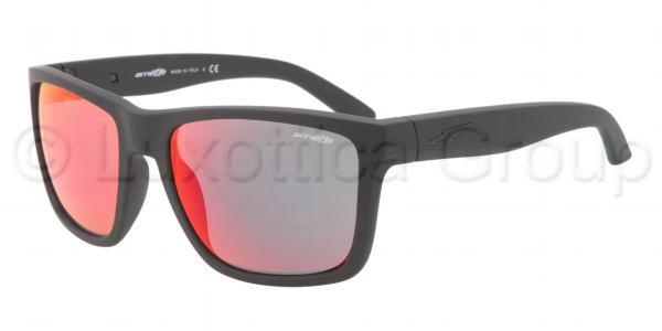 26382871e6764 ARNETTE Witch Doctor AN4177-447 6Q FUZZY BLACK RED ...