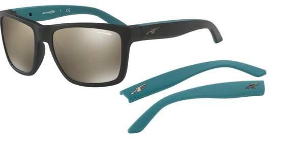 ARNETTE AN4177   WITCH DOCTOR MATTE BLACK