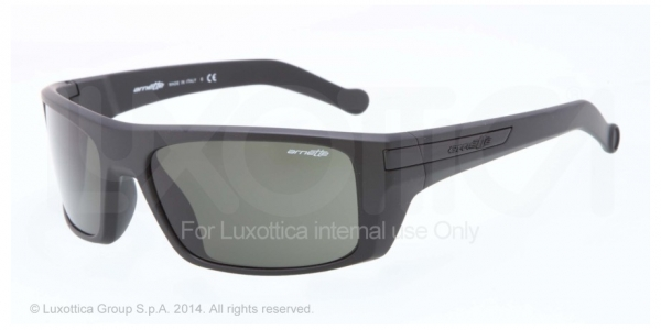 ARNETTE AN4198 CONJURE FUZZY BLACK  grey green