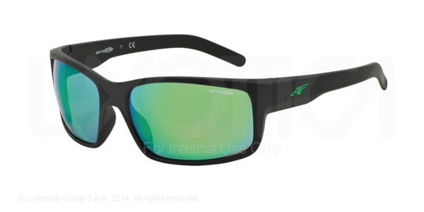 ARNETTE AN4202 FAST BALL FUZZY BLACK