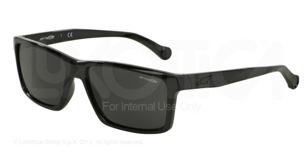 ARNETTE AN4208 BISCUIT BLACK