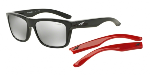 ARNETTE AN4217 SYNDROME GLOSS BLACK