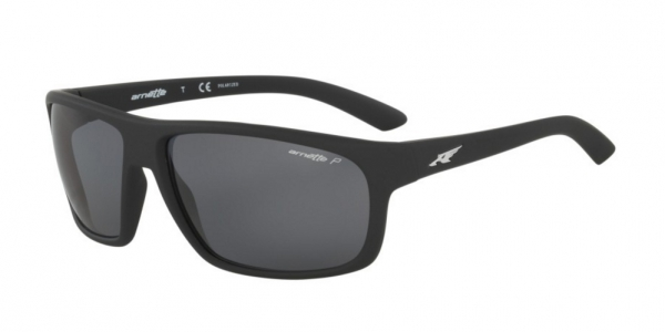 ARNETTE AN4225 BURNOUT FUZZY BLACK POLAR GREY