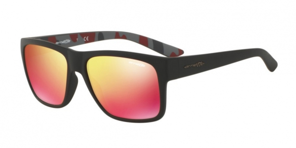 ARNETTE AN4226 RESERVE MATE BLACK RED MULTIAYER