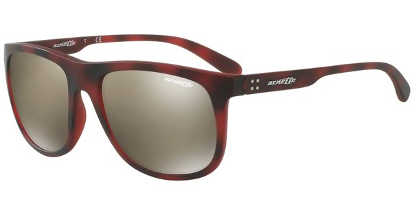 ARNETTE AN4235 CROOKED GRIND MATTE DARK BROWN HAVANA