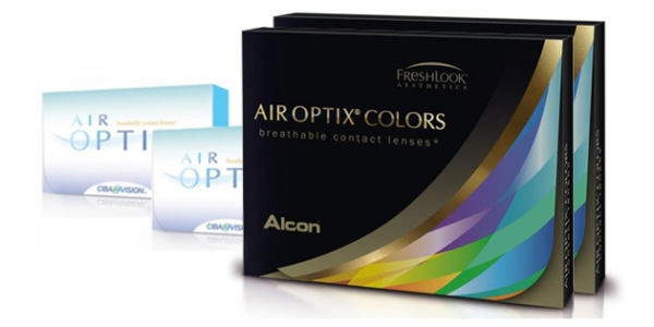 8d9898f36c282 Alcon AIR Optix Aqua Color 2 Pack Lentes de Contacto   Visual-Click