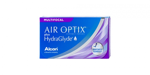 ALCON AIR OPTIX HYDRAGLYDE MULTIFOCAL 6
