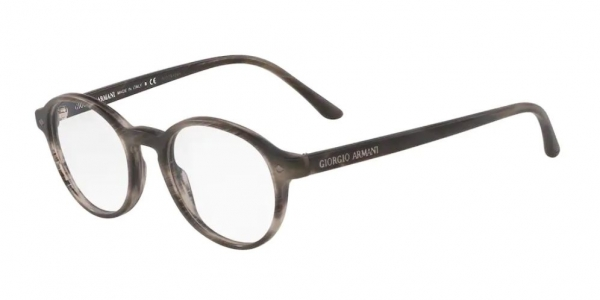 GIORGIO ARMANI AR7004 MATTE STRIPED GREY