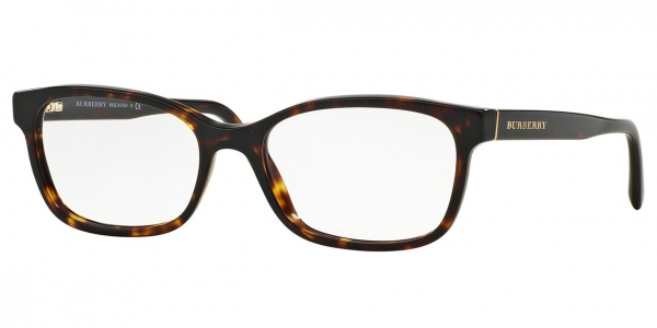 BURBERRY BE2201 DARK HAVANA