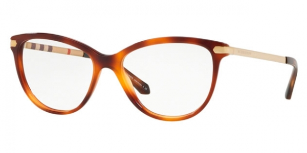 BURBERRY BE2280 LIGHT HAVANA