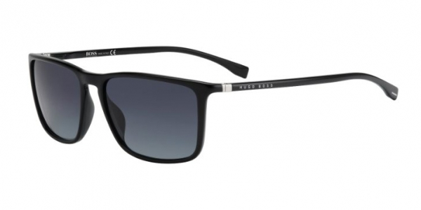 HUGO BOSS BOSS 0665/N/S BLACK