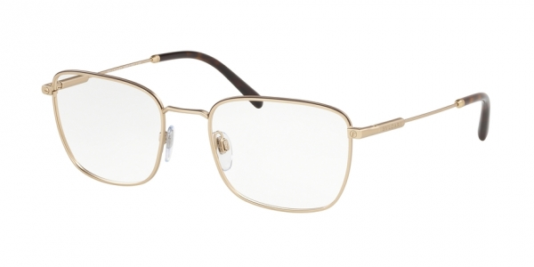 BVLGARI BV1105 MATTE PALE GOLD/MATTE BROWN