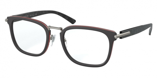 BVLGARI BV1108 MATTE RED/MATTE BLACK