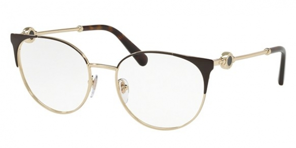 BVLGARI BV2203 BROWN/PALE GOLD