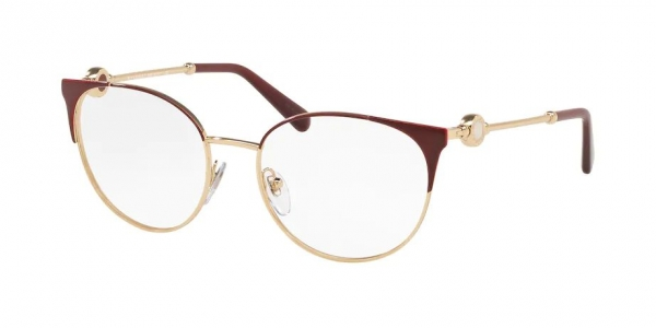 BVLGARI BV2203 PALE GOLD/RED