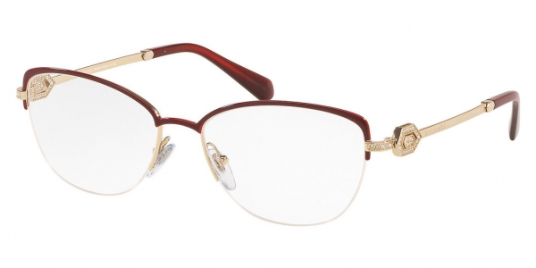 BVLGARI BV2210B PALE GOLD/RED
