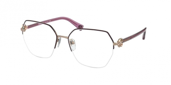 BVLGARI BV2224B PINK GOLD/PURPLE