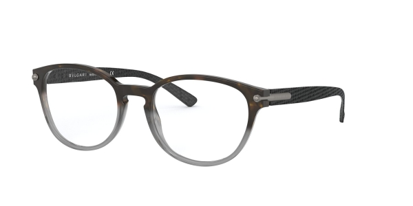 BVLGARI BV3042 DARK HAVANA/DARK GREY