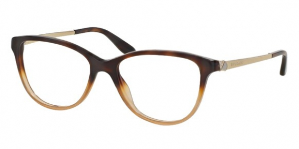 BVLGARI BV4108B HAVANA GRADIENT BROWN