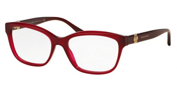 BVLGARI BV4115 TRANSPARENT RED