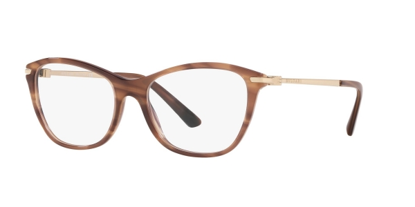 BVLGARI BV4147 STRIPED BROWN