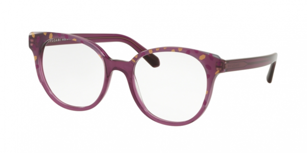 BVLGARI BV4164 GOLD/LILAC ON VIOLET TRANSP