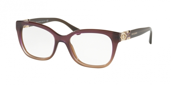 BVLGARI BV4172B VIOLET GRADIENT BROWN