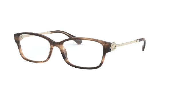 BVLGARI BV4180B STRIPED BROWN