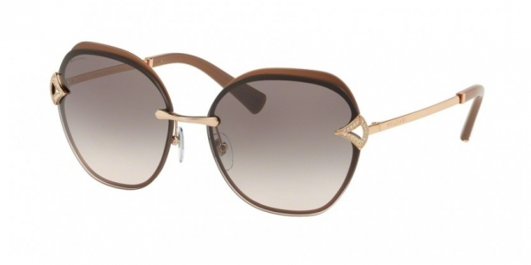 BVLGARI BV6111B MATTE BROWN