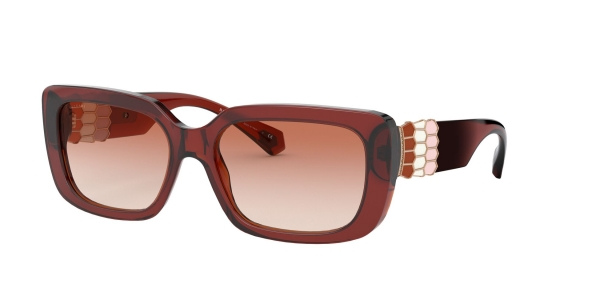 BVLGARI BV8223B TRANSPARENT BROWN