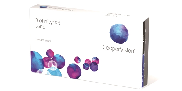 COOPER VISION BIOFINITY TORIC XR (6)