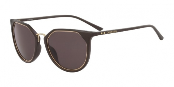 CALVIN KLEIN CK18531S DARK BROWN