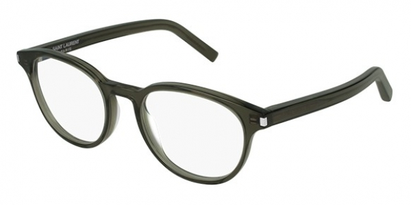 SAINT LAURENT CLASSIC 10 SHINY DARK OLIVE
