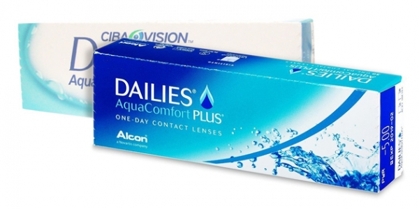ALCON DAILIES AQUACOMFORT PLUS 30