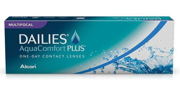 ALCON DAILIES AQUACOMFORT PLUS MULTIFOCAL 30