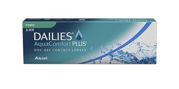 Alcon Dailies Aquacomfort Plus Toric 30 Lentilles de Contact ... df1c9b45d390