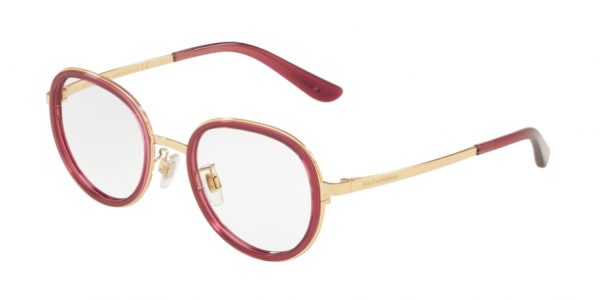 DOLCE & GABBANA DG1307 TRANSPARENT BLACK CHERRY