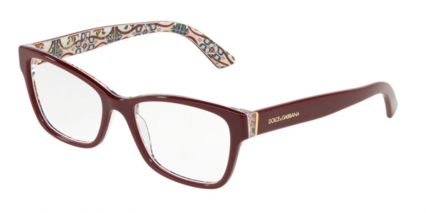 27a4a367b3a8 Dolce   Gabbana DG3274 3179 54 17 Prescription Glasses