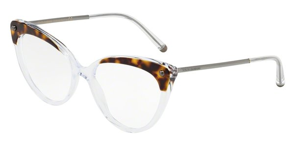 DOLCE & GABBANA DG3291 TOP HAVANA ON CRYSTAL