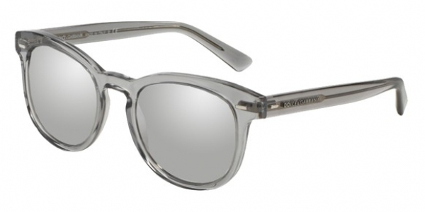 DOLCE & GABBANA DG4254 TRANSPARENT GREY