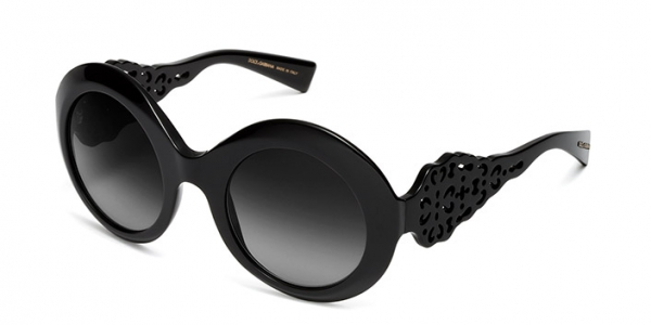 DOLCE & GABBANA DG4265 SPAIN IN SICILY COLLECTION BLACK