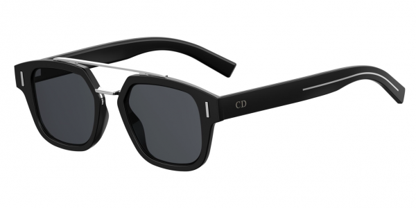 DIOR HOMME DIORFRACTION1   BLACK