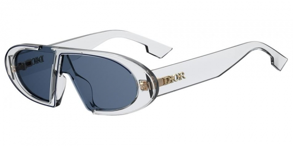 DIOR DIOROBLIQUE TRANSPARENT / BLUE
