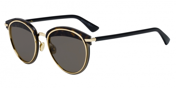 DIOR DIOR OFFSET 1 BLACK / BROWN