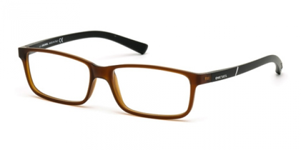 DIESEL DL5179 MATTE LIGHT BROWN