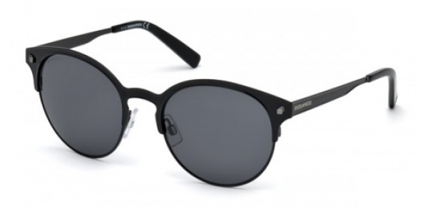DSQUARED DQ0247 Black Glitter